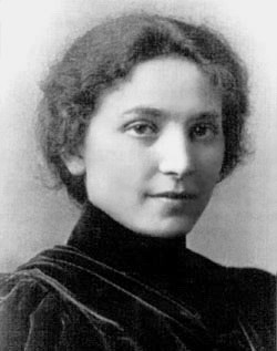 Senda Berenson, founder of women's basketball