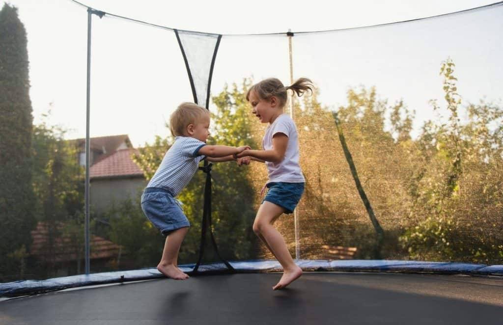 Best Trampoline for Kids: Skywalker Trampoline Basketball Hoop, Kangaroo Hoppers Trampoline Basketball Hoop. Best Trampoline Brands..