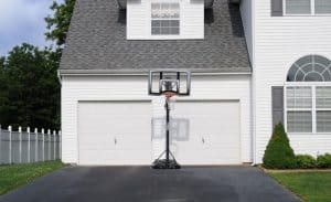 Best portable basketball system. best portable basketball hoop for driveway. best portable basketball hoop for dunking. Best Garage Mounted Basketball Hoop.